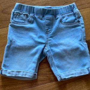 Girls VIGOSS stretch Denim shorts